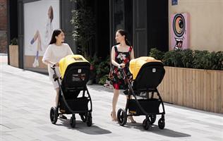直指帶娃出行痛點,「貝比科技」用分時租賃寶寶車讓親子出行更輕松